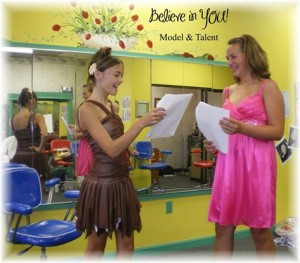 summer camp acting